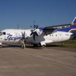 Расписание выполнения рейсов АК «Ильич-Авиа»